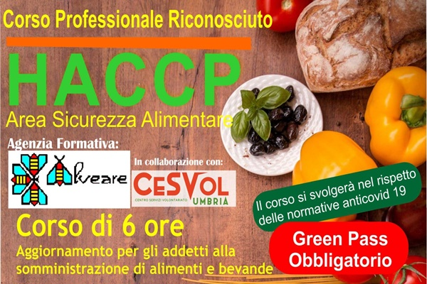 Ritorna l'HACCP in Valnerina