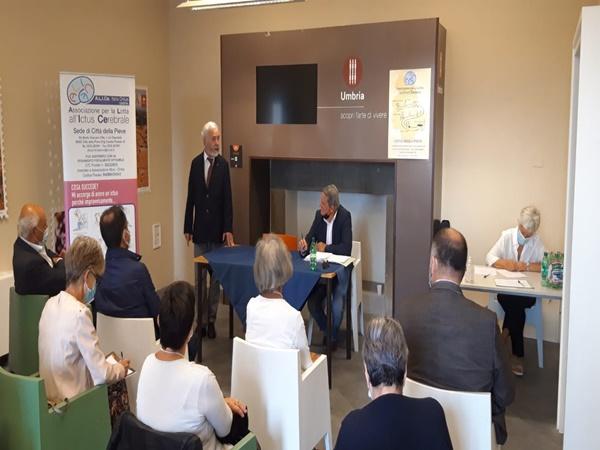 Le sezioni di A.L.I.Ce. Centro Italia si sono incontrate a Città della Pieve